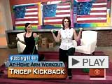 first lady fitness workout