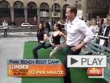 park bench bootcamp
